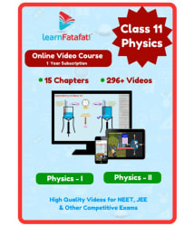 Physics Class 11 Online Elearning Course | JEE | NEET Online Study Material