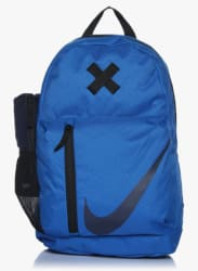 Y Nk Elmntl Bkpk Blue Backpack