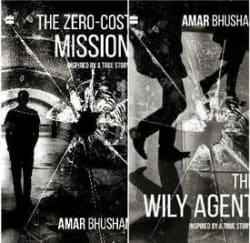 The Zero- Cost Mission/The Wily Agent (Paperback)