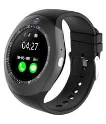 Ibs Y1s Camera Smart Watch with Bluetooth