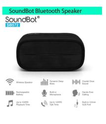 SoundBot SB572 HD with Silicon Finish Bluetooth Speaker
