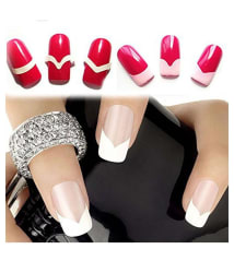 FOK Nail Art Decoration 10 no.s sheet