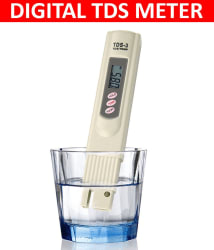 Digital TDS Meter for Water Purity Test