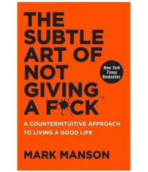 The Subtle Art of Not Giving a F*ck (English)