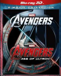 The Avengers & Avengers: Age of Ultron- 3D BD (BLU-RAY)