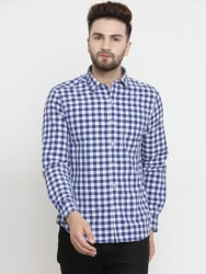John Players 100 Percent Cotton Shirt