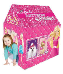 Barbie Play Big Tent House Comfortable Playing Space For Your Kids