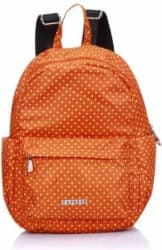 Caprese Marilyn Backpack Medium Orange 5 L Backpack (Orange)