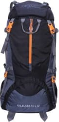 Gleam 0109 Climate Proof Mountain / Hiking / Trekking / Campaign Bag / Backpack 75 ltrs Rucksack - 75 L (Multicolor)