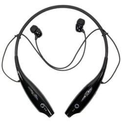 Finbar HBS 730 Wireless Sports & Fitness Neckband Bluetooth In the Ear Headset