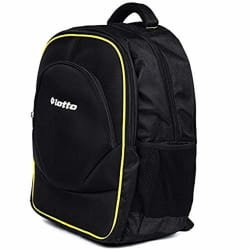 Lotto 35 Ltrs Black Laptop Backpack (CB150038)