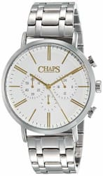 Chaps Analog White Dial Men s Watch - CHP7022I