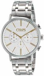 Chaps Analog White Dial Men s Watch - CHP7022I
