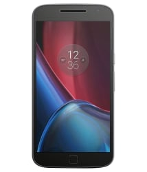 CERTIFIED USED Motorola Moto G4 Plus Xt1643 16GB Black RAM- 2 GB ( 6 Months Warranty Bazaar Warranty )