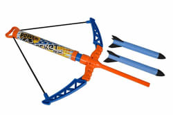 Simba X Power Rocket Bow, Blue/Orange