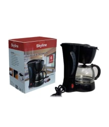 Skyline 6 Cup Vt-7014 Coffee Maker