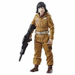 Star Wars The Last Jedi Resistance Tech Rose Force Link Figure