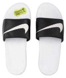 Nike solarsoft Black Slide Flip flop