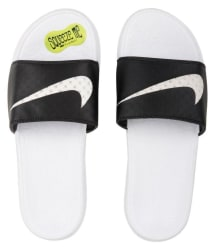 Nike solarsoft Black Daily Slippers