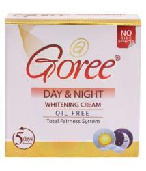 Goree Whitening Day And Night Cream 30 gm