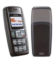 CERTIFIED USED Nokia 1600 ( 256 Mb , Black , 6 Months Warranty Bazaar Warranty )(With Compatible Battery & Charger)