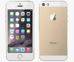 Apple iPhone 5S 64GB GOLD Certified Refurbished-Excellent Condition
