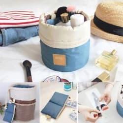Cosmetic Jewelry Toiletry Makeup Travel Storage Bag Case Organizer Potli Bag