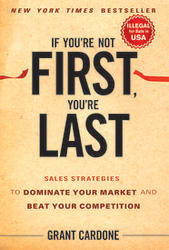 If You re Not First, You re Last (Hardcover)