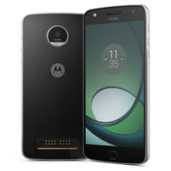 MOTO Z PLAY WITH STYLE MOD BLACK EXCELLENT REFURBISHED MOBILE PHONE
