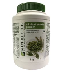 Amway All Plant Protein Powder 1 kg Multivitamins Powder