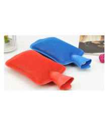 Sahaya Hot Water Bag - Pack of 2 (1.5L each, Color May Vary)