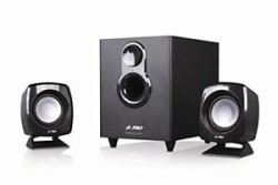 Fenda F&D F-203G 2.1 Channel Multimedia Speaker System (Black) *ONLY BOX OPEN*