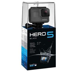 GoPro Hero 5 Black Action Camera (Black)