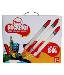 RockeToi-Toiing LED Rocket