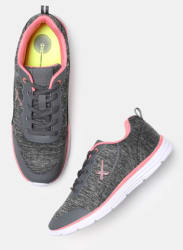 Grey Running Shoes