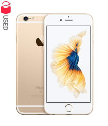 CERTIFIED USED Apple iPhone 6S ( 16GB , Gold , 2 GB , 6 Month Seller Warranty )