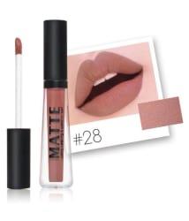Miss Rose Lip Gloss Liquid V Matte 28 - 3 ml