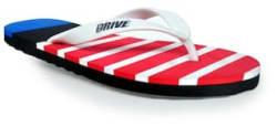 Drive Red Flip Flop