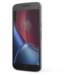 CERTIFIED USED Motorola G4 Plus 32GB Black RAM- 3 GB ( 6 Month Seller Warranty )