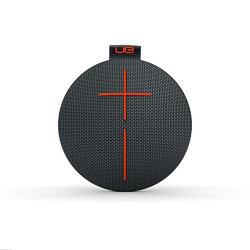 Ultimate Ears Roll 2 Wireless Portable Bluetooth Speaker (Black)