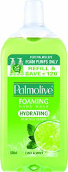 Palmolive Foaming Hand Wash Refil - 500 ml (Lime and Mint)