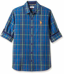 US Polo Association Boys Shirt