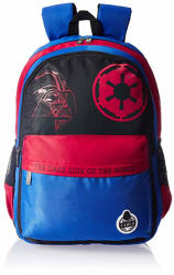 Star Wars Nylon Red and Blue School Bag (Age Group :8 yrs +)