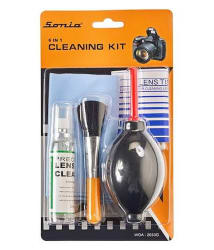 Sonia Cleaning Kit for Still and Video Camera s