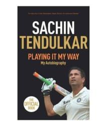 Playing It My Way by Sachin Tendulkar