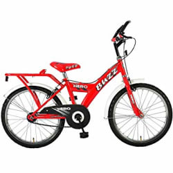 Hero Buzz 20T Junior Bike - Red (12\\\