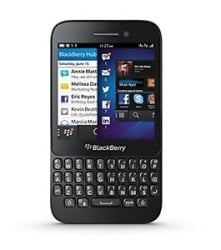 BlackBerry Q5 Black- Refurbished