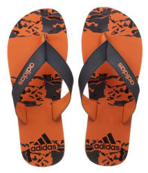 Adidas Orange Daily Slippers