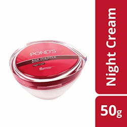 Pond s Age Miracle Wrinkle Corrector Night Cream, 50g