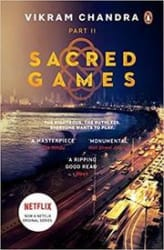 Sacred Games: Netflix Tie- in Edition Part 2 (Paperback)